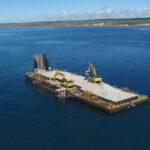 Construction of Windara Reef