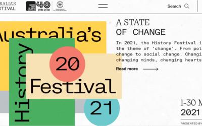 SA's History Festival coming up on 1 – 3 May 2021: