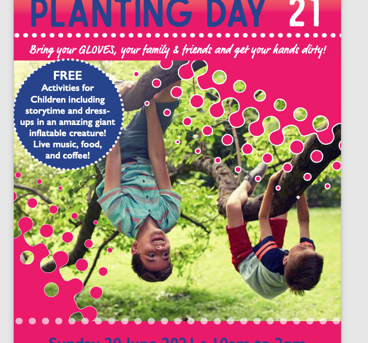 Join the fun at Outer Harbor! Free community planting day at Kardi Yarta Reserve: activities for children, live music, food: Sunday 20 June